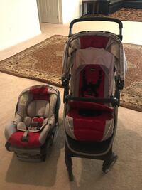 Chicco stroller and seat Sterling, 20165