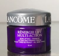 Lancôme Renergie Lift Multi-Action Lifting and Firming Cream (new) Toronto, M5R 1V4