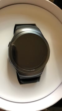 Samsung Gear S2 brand new not even used once also compatible with IOS.   Brampton, L6T 2E7