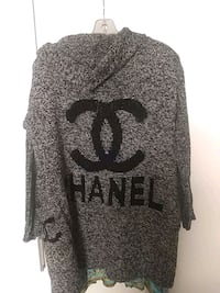 Knitted channel jacket m l xl stretchy  Miami, 33179