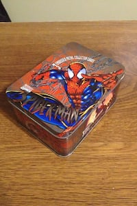 1992 30th Anniversary Metal Spider-Man Cards(3) Still Packaged Kennesaw, 30152