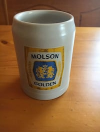 Molson Golden Mug/Beer Stein Point Pleasant Beach, 08742