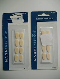 Cushion Nose Pads for glasses Surrey, V3R