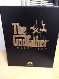 The Godfather Set CAMBRIDGE