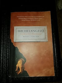 Michelangelo, A Life in Six Masterpieces  Purlear, 28665