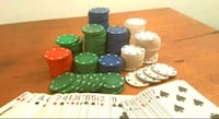 poker cards and chips Goodlettsville, 37072