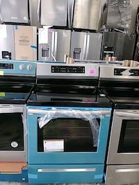 New Frigidaire induction Stove