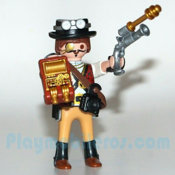Playmobil 9146 steampunk