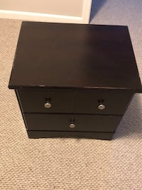 Side table with drawers Chicago, 60630