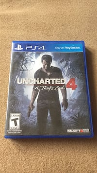 Uncharted 4: A Thief's End PS4 1968 mi