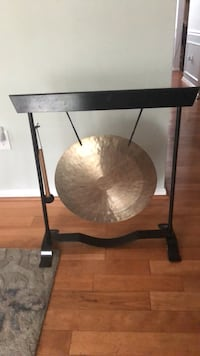 Asian Gong from Bombay Company 30 wide 32 high Silver Spring, 20905