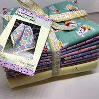 Baby Quilt Fabric Quilt Kit Surrey, V3R 2B7