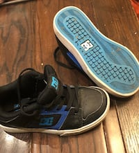 DC boys shoes size 11 Mississauga, L4Y 2C5