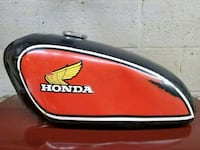 Honda gas tank Baltimore