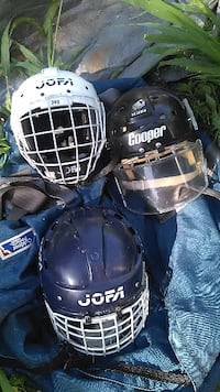 hockey equipement for sale - prices starting from $5.00 each !!