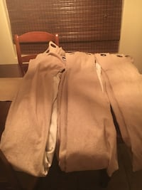 Drapes ( 3 panels) from pottery barn Tucson, 85706