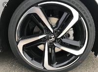 Honda sport rims size 19 Washington, 20032