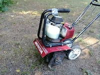 red Honda pressure washer 453 mi