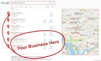 I Get Small and Home Businesses on Google