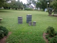 Keg containers kegs