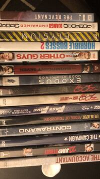Movies $5 each Marion, 46952