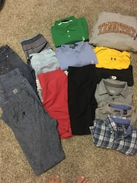 Men's/Boys clothing Knoxville, 37917
