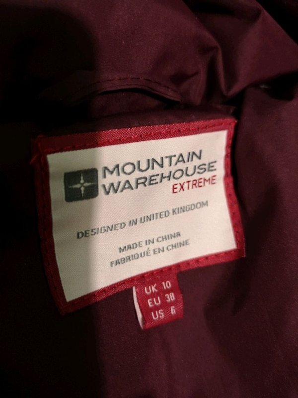 Mountain Warehouse Down winter jacket 6ea89834-242e-4eb3-99ff-15bc20c8a40f