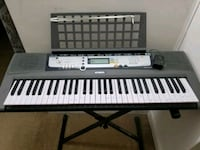 Yamaha Keyboard With Stand District Heights, 20747