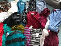 Huge lot Maternity Clothes size S-M North Potomac, 20878