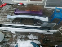 92 prelude parts 2 wings side skirts front signal  Edmonton, T5X 6G7