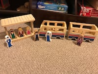 Melissa and Doug train  Toms River, 08755