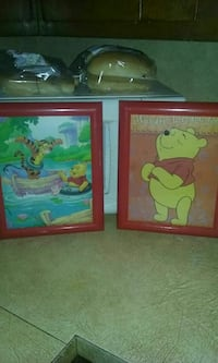 3 Winnie the pooh pictures