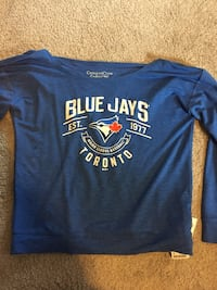 Blue toronto blue jays-printed sweatshirt Cambridge, N1P 1E6