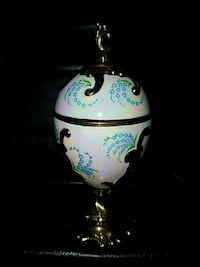 FABERGE 'FORGET ME NOT' EGG