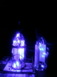Home made lights n a bottle this one has no cage i Stockton, 95206