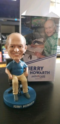 Jerry Howarth Bobblehead Toronto, M8V 2H8