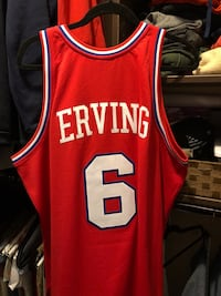 DR J Jersey Brand New Perry Hall, 21128