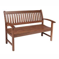 Jakarta wood bench (reduced) Willow Park, 76087