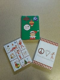 The elf on the Shelf note books West Islip