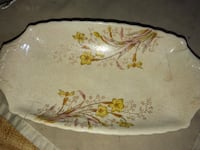 Antique Vintage Wedgwood Plate, possible corn plate Mount Airy, 21771
