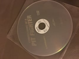 Confessions of a Pit Fighter DVD