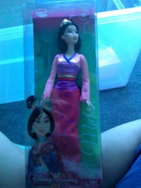 Mulan barbie still in box Kissimmee, 34747