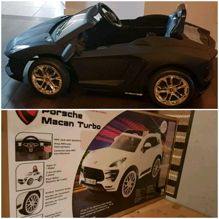 Kids ride-on cars