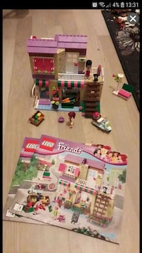 Lego friends marknad Rissne, 174 48