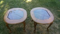 Two end tables Hemet, 92544