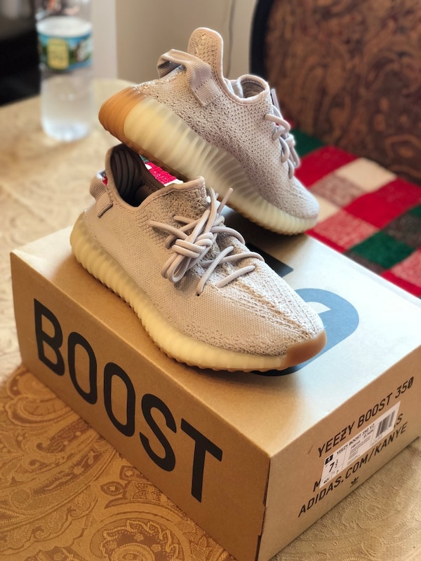 68dbc9f12ad22 Used YEEZY BOOST 350 SZN 2 SESAME PRE-RELEASE OCTOBER 218 for sale ...