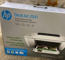 Hp desk jet printer