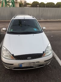 ford focus station wagon ghia sw ZTE