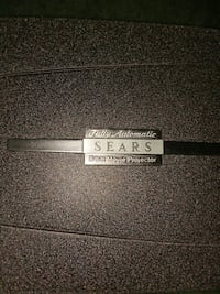 Sears 35 mm projector mint condition