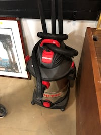 Shop vac.  Used once. Henderson